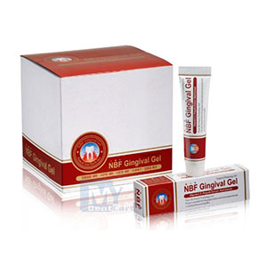NBF Gingival Gel - Gingiva Protecting Gel containing nanoemulsion