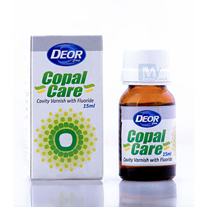 COPAL CARE Cavity varnish