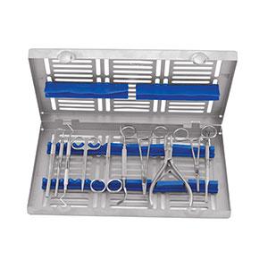 Surgical Instruments Cassette GDC