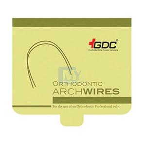Stainless Steel Round Arch Wires GDC