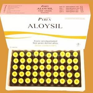 Pyrax Aloysil Amalgam Capsule