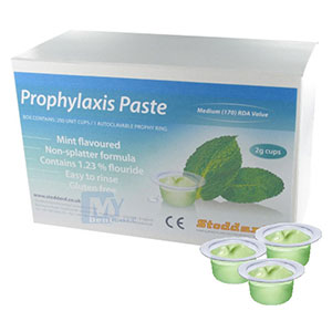 Filay Dent Stoddard Prophylaxis Paste - Mint Flavoured