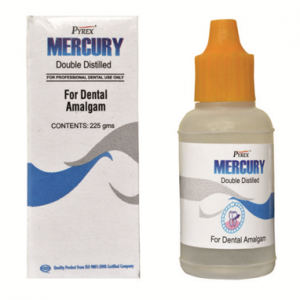 Dental Mercury - 225 Gms Pyrax