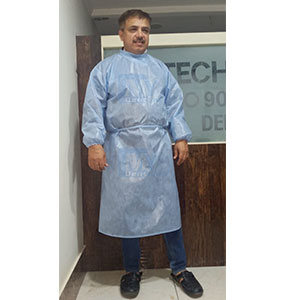 Sterile Surgical Protective Gown